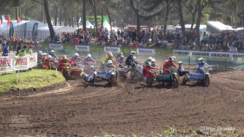 World Сhampionship Sidecarcross Oldebroek 20 04 2019 Qualifying