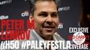 Peter M. Lenkov interviewed from CBS's Hawaii Five-0, MacGyver Magnum P.I. at PaleyFestLA