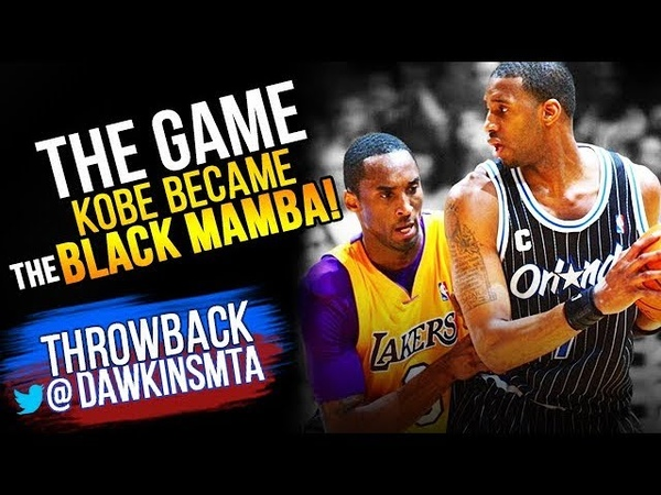 The Game Kobe Had 1 Point To T-Mac 21 At 1st Half And Then TERRORIZED Him In The 2nd! | FreeDawkins