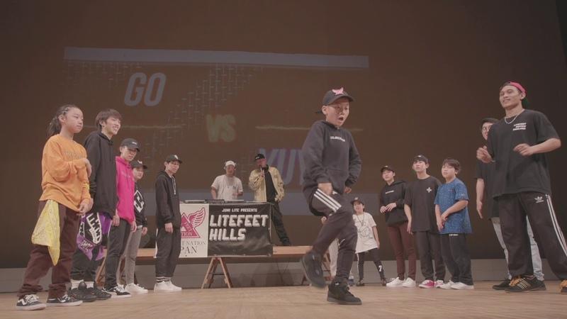 GO vs YUYA | LFH ASIA FINAL 18' | JUNIOR DIVISION BEST 6 tournament