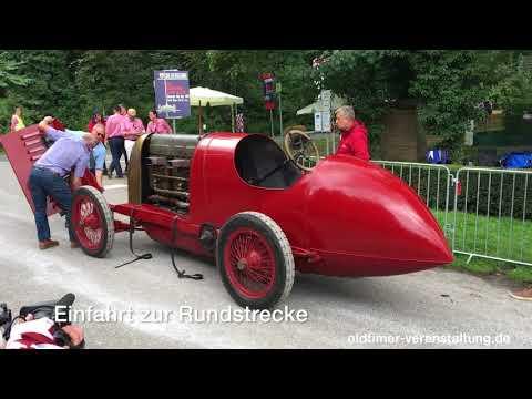 Beast of Turin - FIAT S76 von 1911