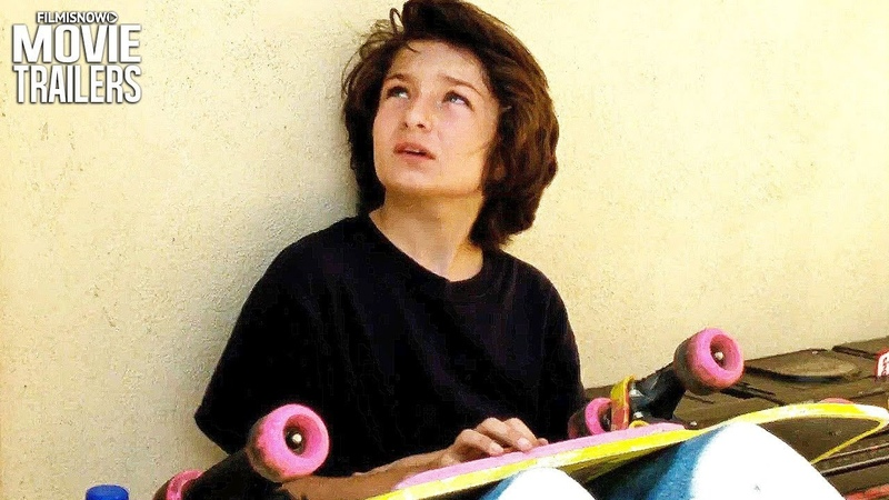 MID90S Trailer NEW 2018 Jonah Hill Directorial Debut