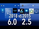 PS4 Firmware 6.0 vs 2.5 Speed Test, Features, Game Installs - SURPRISING RESULTS