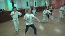Тренировка 12 декабря 2018 года Группа №2 Киокусинкай Каратэ Климовск