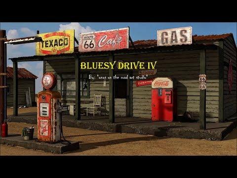 Bluesy Drive IV - V/A (HQ)