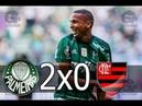 Palmeiras 2 x 0 Flamengo (HD) Melhores Momentos e Gols - Brasileirão 12/11/2017
