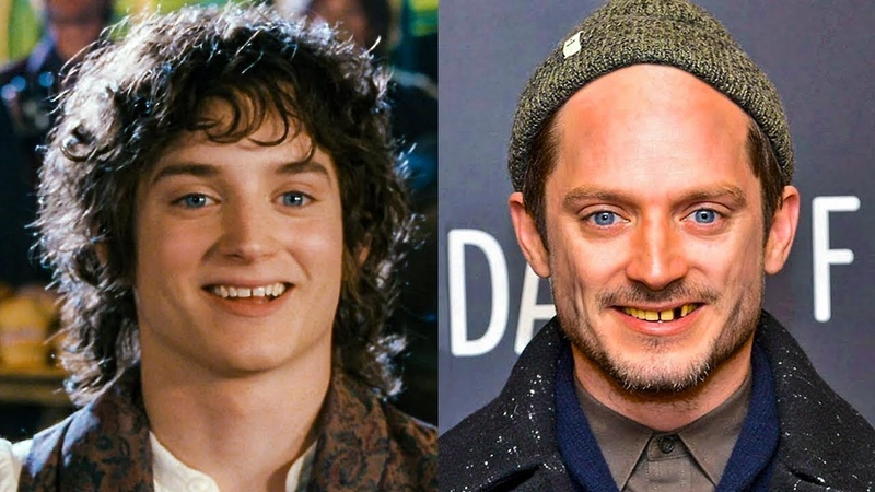 The Lord of the Rings (2001) Cast Then and Now ★ 2018