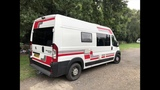 Hand Made in 2016 Self build Motorhome Fiat Ducato