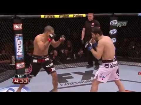 Рустам Хабилов в UFC борьба