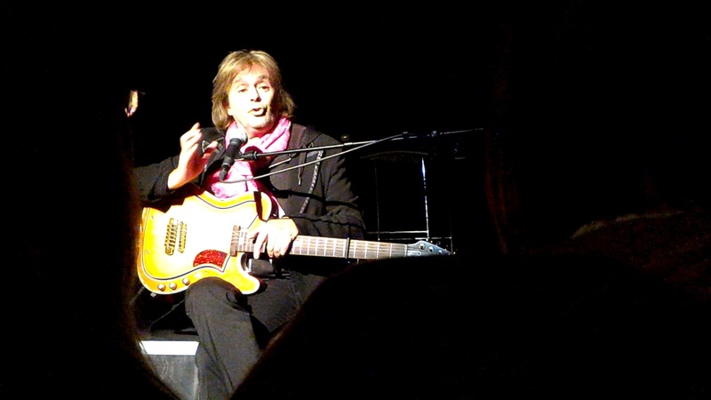 Концерт Нильды Фернандеса Nilda Fernandez в Санкт Петербурге 29 11 2016 Часть 4