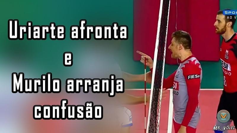 Uriarte afronta e Murilo arranja confusão | Final do Paulista 2018