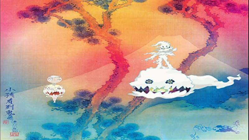 Kanye West Kid Cudi - Kids See Ghosts Ft Yasiin Bey