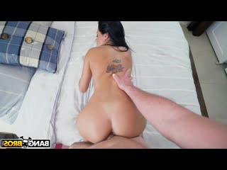 Serena santos - sweet slutty maid gets pounded