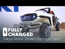 Tokyo Motor Show 1 Concept Cars 1 Fully Charged