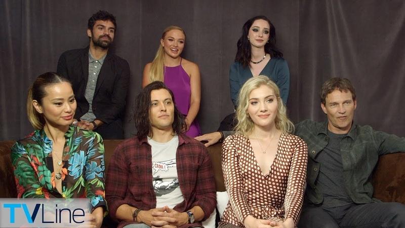 The Gifted Cast Previews Season 2 | Comic-Con 2018 | TVLine