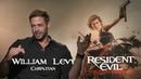 William Levy nos cuenta sobre su experiencia en Resident Evil The Final Chapter