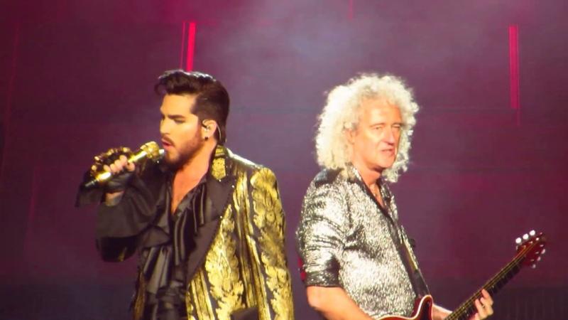 Queen Adam Lambert - Innuendo Now Im Here - Rhapsody Tour - 1072019 - Vancouver, BC