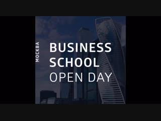 Business school open day!