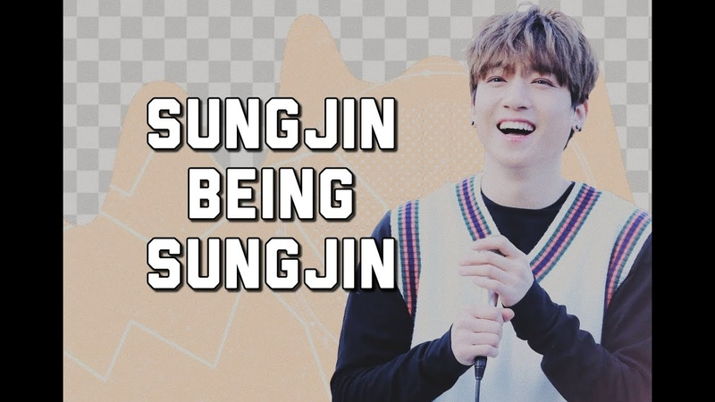 Sungjin is the most normal member in DAY6 | HappySungjinDay