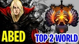 Abed Shows Why He Is One Of Best Invokers In The World - Invoker AMAZING GAMEPLAY 7.17 - Dota 2