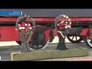 На «Линии Сталина» появился уникальный бронепоезд времён ВОВ