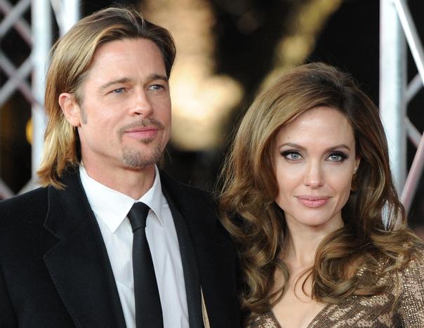 Развод бизнесу не помеха: Анджелина Джоли и Брэд Питт продолжат вместе выпускать вино Деловые отношения в Голливуде иногда бывают намного прочнее матримониальных уз это доказывают Анджелина