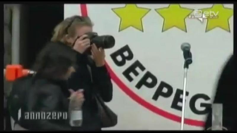 Beppe Grillo kadunud Rannamäe saates koos praeguse paavsti valimisega ning muidugi Venemaa