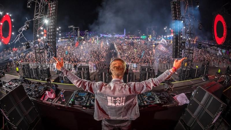 Armin van Buuren live at EDC Las Vegas 6 июня 2018