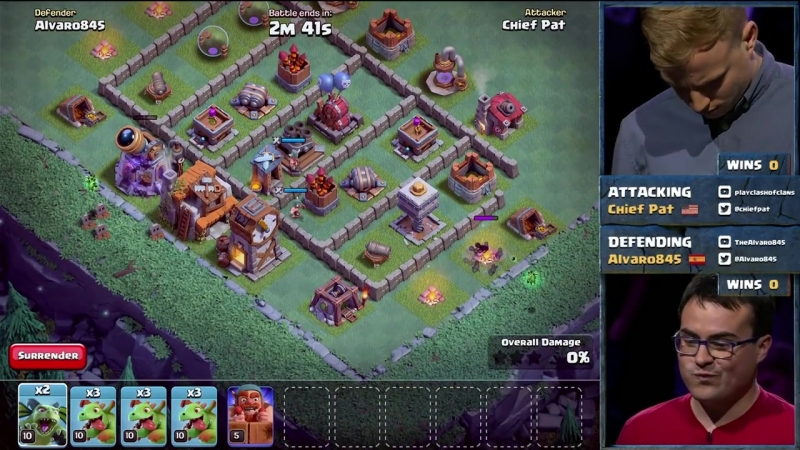 [Clash of Clans] Clash of Clans - Builder Base Tournament! (Update stream)