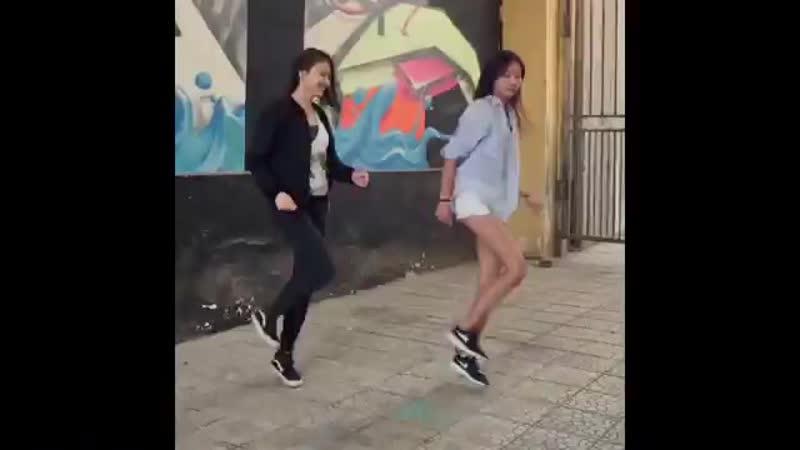 Mongolian Girls - Shuffle Dance 2015 HD.360