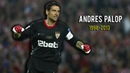 Andres Palop ♦ Our Old Savior ♦ 1998-2013