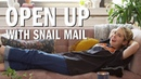 Open up with snail mail