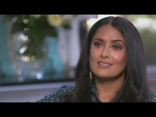 Salma Hayek Pinault on charity, activism and #MeToo