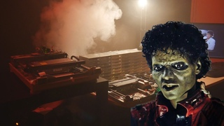 Michael Jackson - Thriller on FLOPPOTRON [NR]