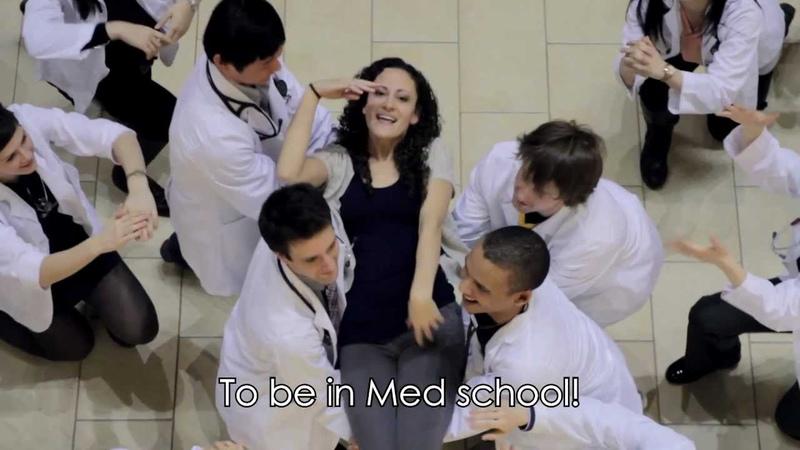 Med School Musical - A Disney Parody - University of Alberta