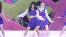 180902 위키미키(Weki Meki) 최유정(Yoojung) - LaLaLa (라라라) [인천공항스카이페스티벌] 4K 직캠 by 비몽