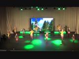 Формейшн Sirius Академия танцев Persona 10 лет