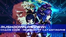 Rushdown Review: Chaos Code - New Sign of Catastrophe