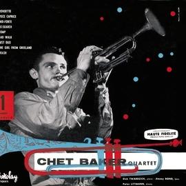 Chet Baker альбом Chet Baker Quartet With Dick Twardzick