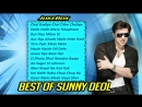 Best Of Sunny Deol _ Hit Songs Collection _ 90s Superhit Hindi Songs