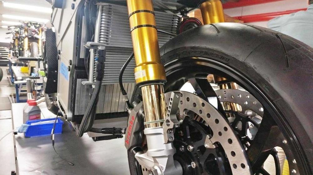 Электроцикл Lightning LS-218 запустили в производство