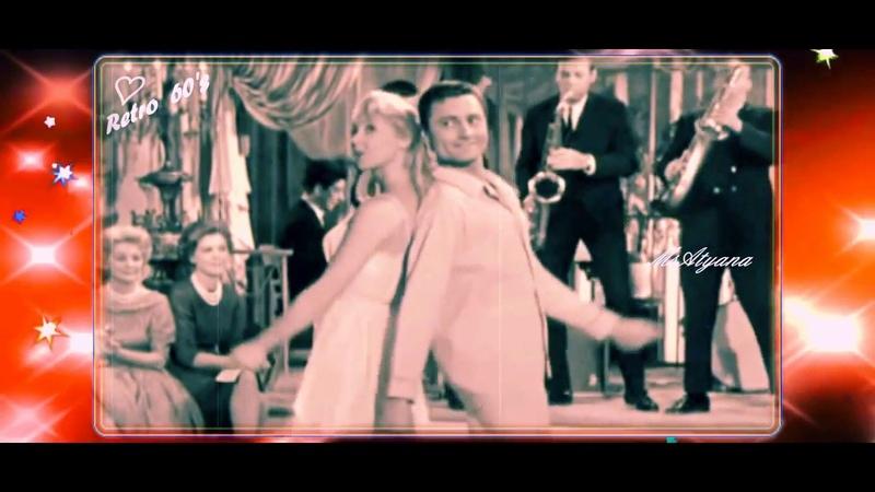 Ретро 60 е - поёт Рэй Чарльз / Ray Charles (клип)