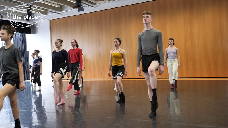 London Contemporary Dance School: Full class with Kate