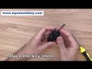 91236 Chevrolet remote key