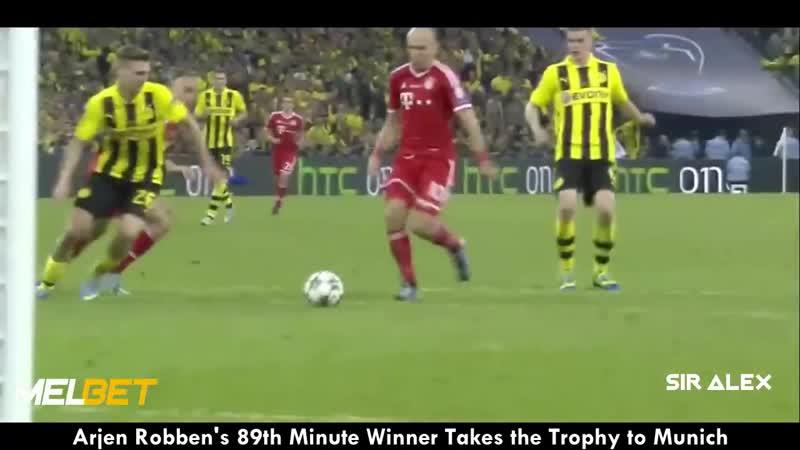 ● Топ-35 важных голов на последних минутах