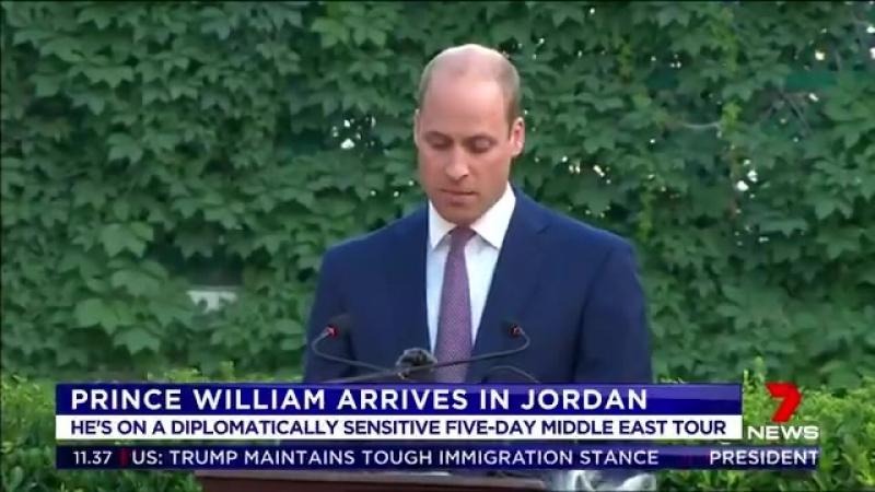 Иордания. День 1. Репортаж 7 News