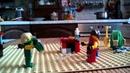 Лего ниндзяго спор кая и ллойд