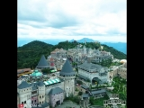 A magical village on the clouds BaNaHills