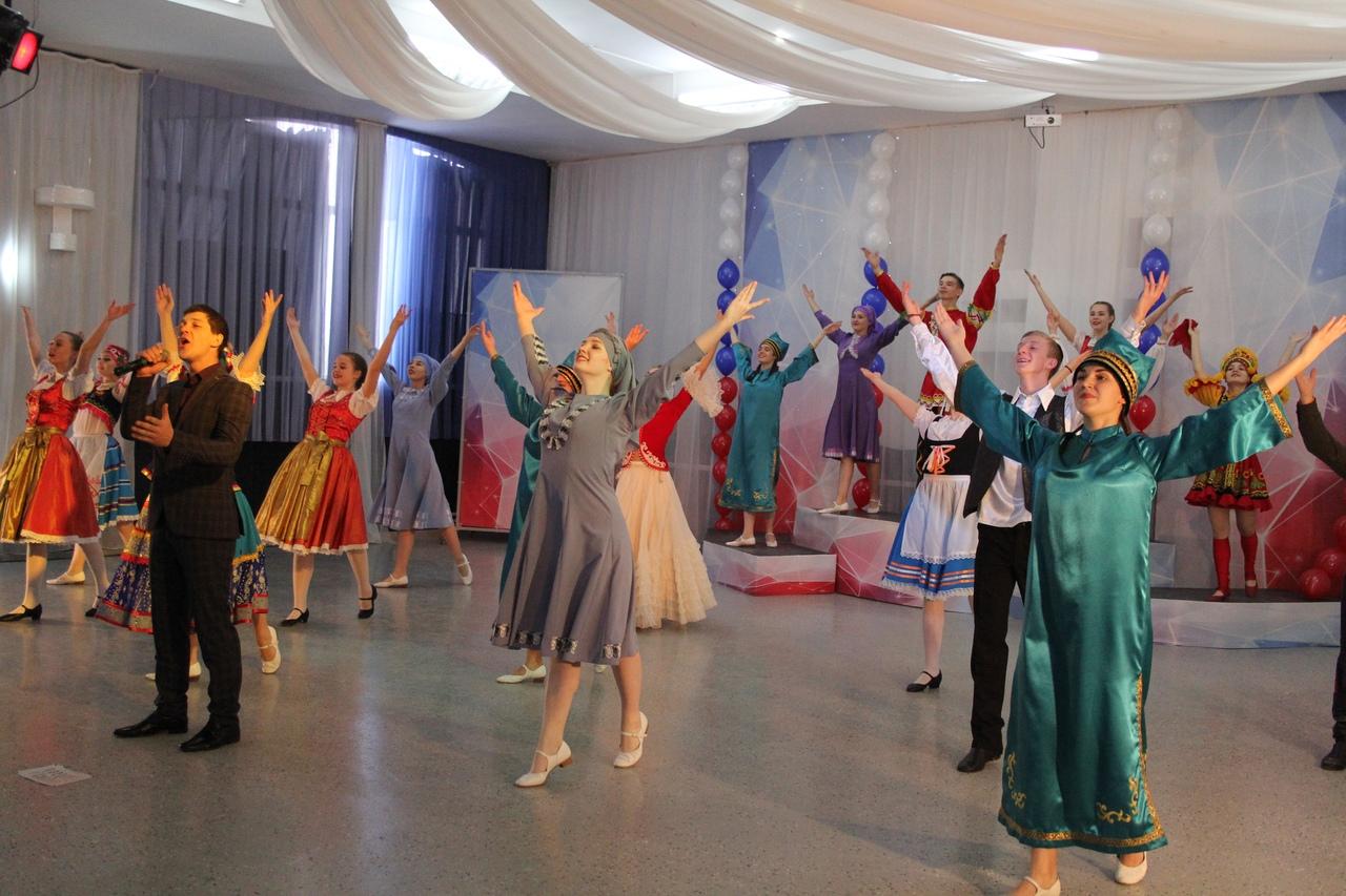 День народного единства в Белове, 2018 год