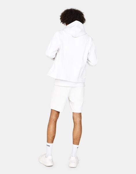 Джинсовые шорты облегающего кроя